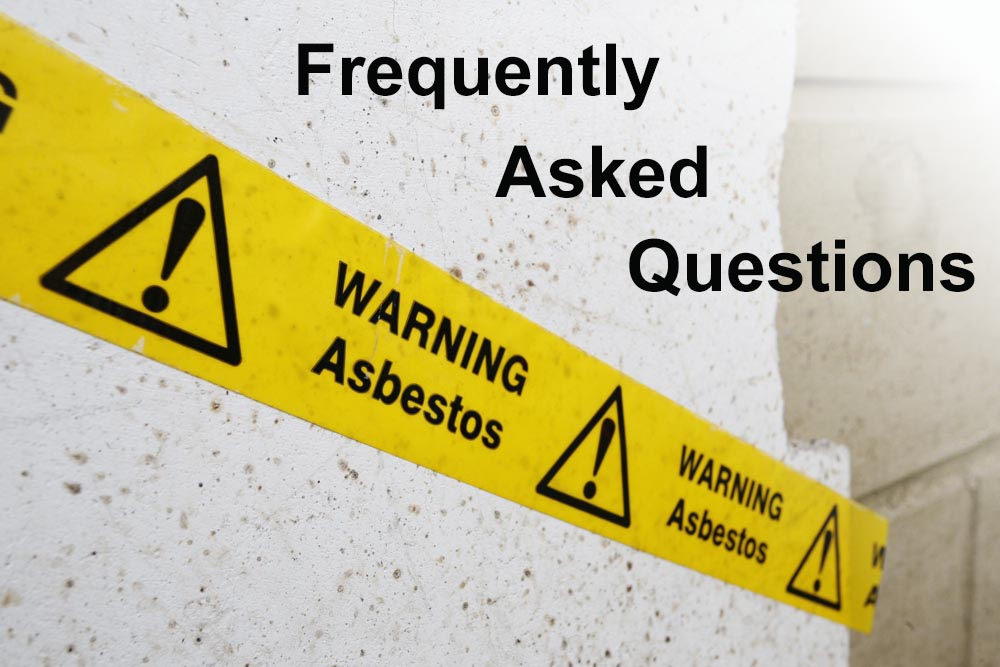 asbestos frequently asked questions